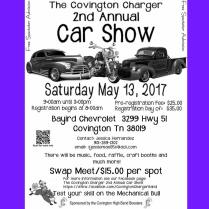 Midsouth BBQ Covington Annual Car Show