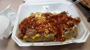 Midsouth BBQ Potato Pulled Pork The Beast