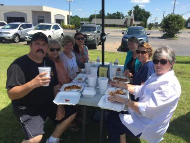 Midsouth BBQ South Tipton County Commerce
